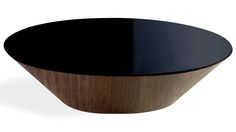 Glass Finn Coffee Table | Zuri Furniture #ZuriFurniture
