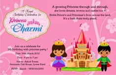 Birthday Party Invitation Card Invite Personalised Return Gifts Mumbai : November 2013