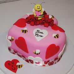 Ella Vanilla - Bee Mine - Cake Decorating Kit, $59.00 (http://www.ellavanillacakekits.com/bee-mine-cake-decorating-kit/)