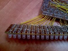 Make a LED Matrix: 6 Steps (with Pictures) Archery Girl, Electronics Projects, Projects To Try, Coding, Led, Soldering, How To Make, Volleyball, Pictures