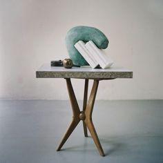Camille Henrot  galerie Kamel Mennour Overlapping figures