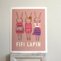 Image of Colours of Fifi Lapin