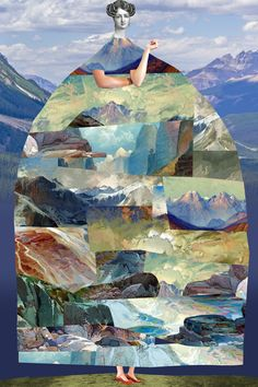 Imaginary Beings, i collage surreali di Johanna Goodman | Collater.al