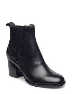 ILMAINEN TOIMITUS - Clarks Othea Ruby (Black Leather) Boozt.com:issa. Uusi…