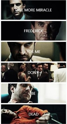 NO. Do not bring Sherlock into Hannibal. The feels are overwhelming.  *melts into a puddle of despair*