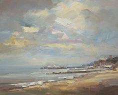 David Atkins, Bournemouth Pier, Winter