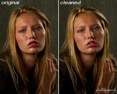 Photoshop CS5 – Quick and Easy Portrait Retouching with Topaz Labs Plugins