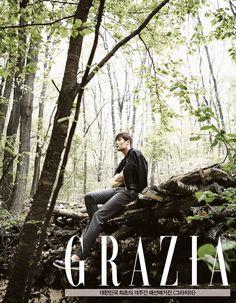 Choi Jin Hyuk - Grazia Magazine May Issue '14