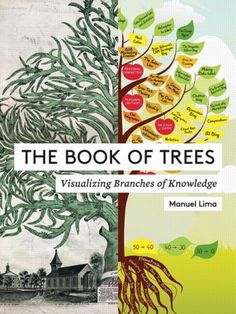 The Book of Trees (Visualizing Branches of Knowledge), by Manuel Lima
