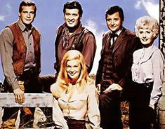 Big Valley..Barbara Stanwyck, Richard Long,Lee Majors, Linda Evans