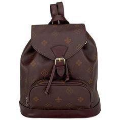 Target Backpack Purses for Women   Gigi Chantal™ Brown Backpack/Purse, Brown Purse, Purse Patterns Big Handbags, Luxury Handbags, Early Fall Fashion, Best Gloves, Brown Backpacks, Leather Backpack Purse, Purse Patterns, Brown Purses
