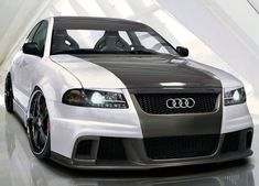 Hopefully someday Mike's Audi A4 will turn out like this after his upgrades. B5 RS Style Body Kit
