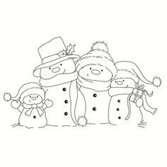 Rubber Silicone Clear Stamps for Scrapbooking Tampons Transparents Seal Background Stamp Card Making Snowman - AliExpress Mobile Christmas Colors, Christmas Art, Christmas Decorations, Christmas Ornaments, Xmas, Colouring Pages, Coloring Book Pages, Christmas Coloring Pages, Snowman Coloring Pages