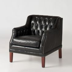 Equestrian Leather Chair | Schoolhouse Electric & Supply Co. - One of a finds found here...