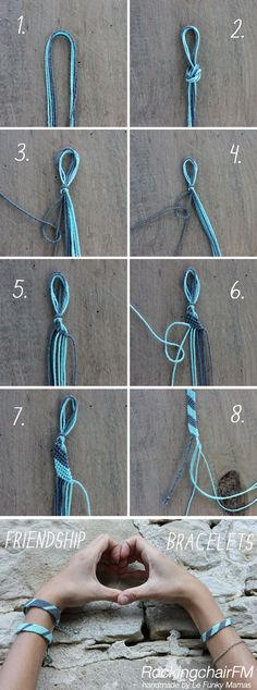 Simple DIY Chunky Throw Blankets - List Pin - The Friendship Bracelet . - Simple DIY Chunky Throw Blankets – List Pin – The Friendship Bracelet – Tutorial - Diy Bracelets Easy, Bracelet Crafts, Macrame Bracelets, Bracelets For Men, Jewelry Crafts, Braclets Diy, Ankle Bracelets, Crochet Bracelet, String Bracelets