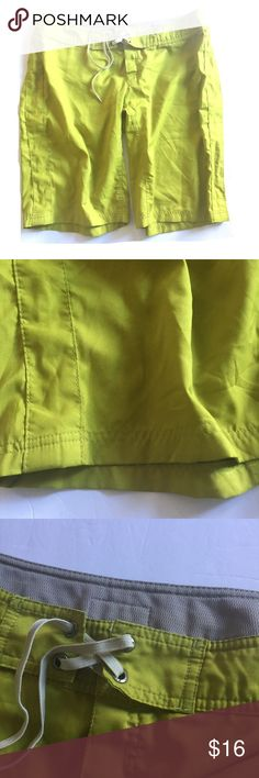 Patagonia shorts Watergirl Swim shorts perfect over a bikini worn once bought from Patagonia store lace up front Bermuda length some minor piling pointed out on bum Patagonia Shorts Bermudas