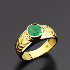 JFM has the latest trends of men's gold & silver rings, necklaces, bracelets, earrings and more. Check out our exclusive collection and order today Gold And Silver Rings, Gold Diamond Rings, Emerald Gemstone, Gemstone Rings, Natural Emerald, Matte Gold, Fine Jewelry, Rings For Men, Jewels