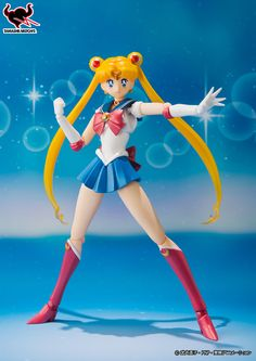 Sailor Moon by S.H.Figuarts