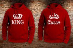 Sudaderas king queen. Realiza tu pedido en: https://www.facebook.com/shopkevs/ http://www.kevshop.com.mx/