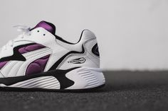 PUMA gets on the retro game and releases one of their classic runners from the early 90s – the PREVAIL. Emerging from the TRINOMIC  archi...