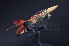 ArtStation - VF-1D, Duck Model Kits