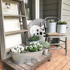 I can't think of a more homey…cozy…loving place than a sweet Porch. It's a place to sit…chat…enjoy the outdoors…sip on a sweet tea (I am from NJ…so it's more an iced coffee for us : ) and just chill. You get to see what is happening on your street…say hello to neighbors and pet their …