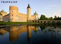 TOP 10 - Najpiękniejsze Polskie zamki. Co warto zobaczyć?