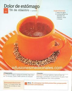 Conoce recetas de infusiones y otros remedios naturales para aliviar el dolor de estómago. Health And Beauty, Health And Wellness, Health Fitness, Home Remedies, Natural Remedies, Salud Natural, Super Natural, Herbal Tea, Healthy Habits