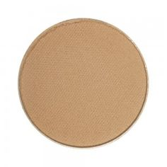 Makeup Geek Eyeshadow Pan - Crème Brulee | A medium sand color with a soft matte finish