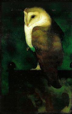 Jan Mankes - Barn Owl