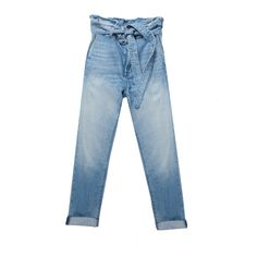 Click to shop 7 For All Mankind Paper Bag Waist Jean #sp