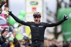 Stefan Kung wins stage 2 at the Tour of Romandie