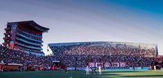 Este es estadio Caliente en Tijuana