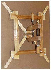 Frame Jig #woodworkingtools