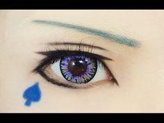 Tutorial : Anime Eye Makeup 71