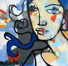 Blue Ribbon by Bekah Ash