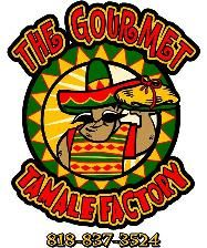 The Gourmet Tamale Factory Logo - Contact us in San Fernando, California.  I want to try this place.