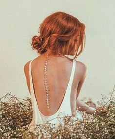 """ Katherine McNamara for Mane Addicts "" Katherine Mcnamara, Red Hair Flower, Flowers In Hair, Hair Inspo, Hair Inspiration, Shadowhunters Clary And Jace, Mane Addicts, Copper Hair, Beautiful Redhead"
