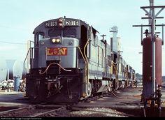 RailPictures.Net Photo: L&N 2816 Louisville & Nashville GE U23B at Atlanta, Georgia by David Harris