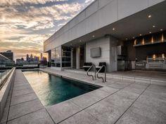Penthouses: Philadelphia Penthouse With Pool Terrace For Sale, Philadelphia, USA | World of Architecture