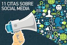 Las citas nos hacen abrir los ojos y además nos hacen reflexionar #HoySeMueveEnTilo Rocío y nos trae algunos ejemplos curiosos de frases sobre social media ¡Te sorprenderá más de una! :)
