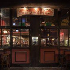 #satcmo #bar #telaviv #front #elevation #red and #wood #florentin #tlv #mydesign #olinteriors : @idofido http://ift.tt/2kUuYsv