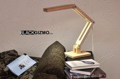 Madeby | Puinen pöytä lamppu DL013 (lamput)