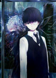 Kaneki Ken // Tokyo Ghoul (( I'm going back to being jake english now ok)) Ken Anime, Manga Anime, Manga Art, Anime Guys, Tsukiyama, I Love Anime, Awesome Anime, Desu Desu, Tokyo Ghoul