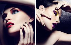 Applying makeup is fun and exciting for women. On the net you can find various kinds of makeup tutorials which tell you how to stress your beautiful eyes or sexy lips. Here, I want to put those tutorials away and share with you the hottest makeup trend for this spring and summer which are two[Read the Rest]
