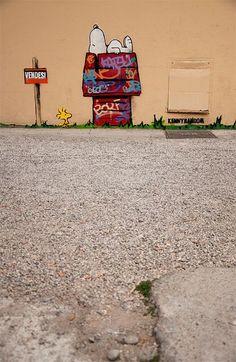 Street Art visit dopewriter.com to buy personal graffiti via paypal