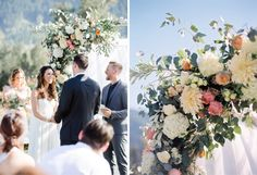 Mike & Jessie / North Arm Farm Christie Graham Photography Flowers by Celsia Floral