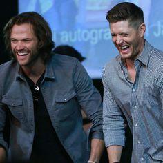 Jared and Jensen #JIBCon