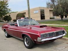 1969 Mercury Cougar XR-7 Convertible -