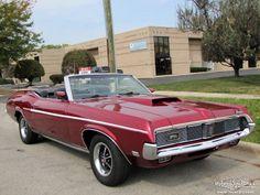1969 Mercury Cougar XR-7 Convertible -